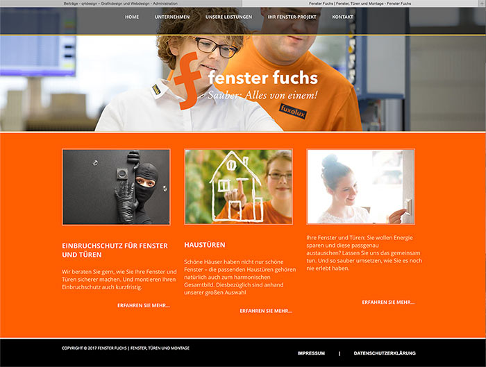 webdesign fenster fuchs 700